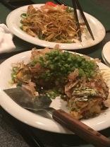Some Awesome Okonomiyaki