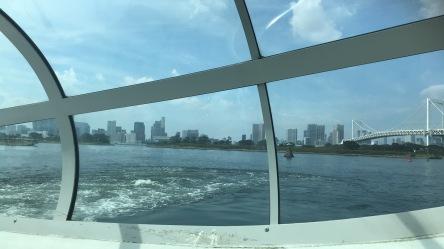 Boat to Asakusa