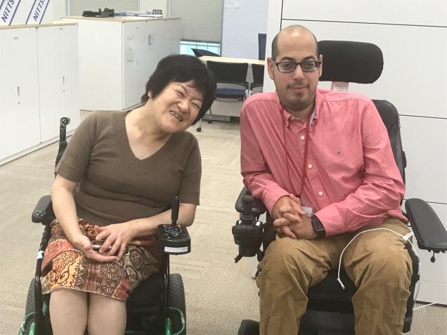 Masako Okuhira and Me