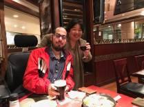 Me and Masami Morigami