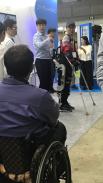 Bionic Legs at RHC