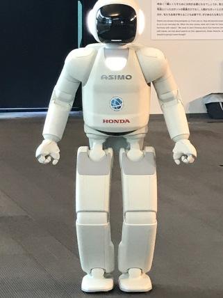 Asimo (JSL Robot)