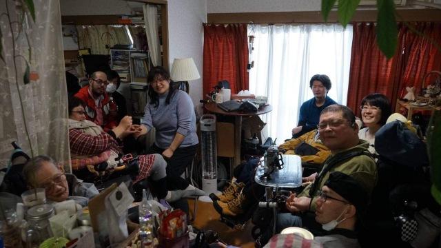 House Party at Ms. Fukuda's