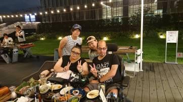 BBQ in Japan